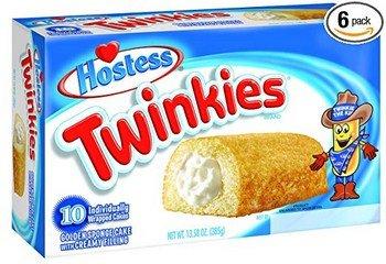 Le fameux Twinkies de Hostess Brands