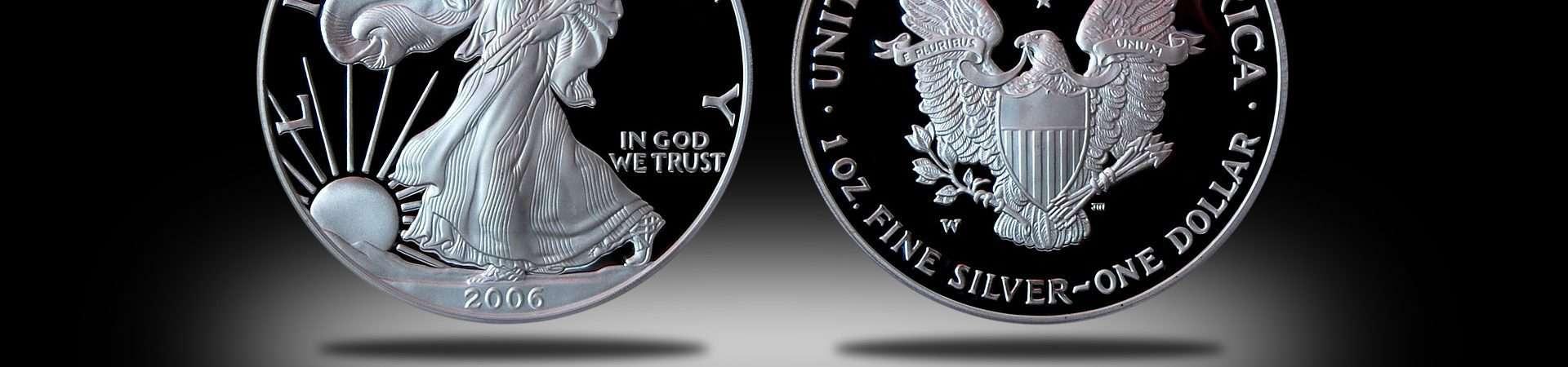 Les 4 meilleures pièces d'argent