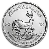 Krugerrand en argent