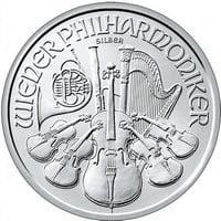 Philharmonique en argent