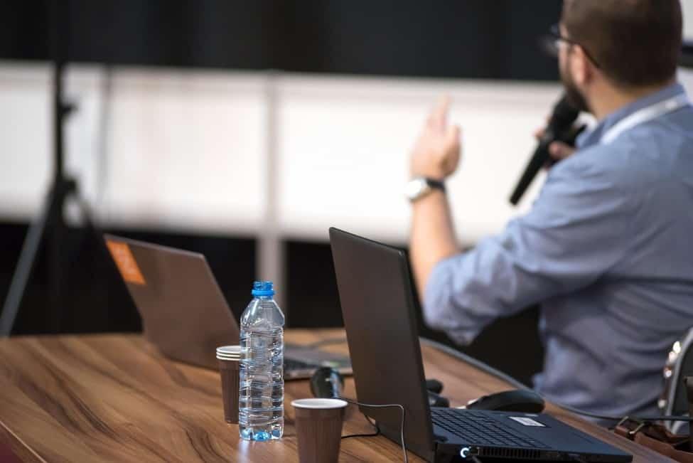 Conférence à Finance Avenue 2019