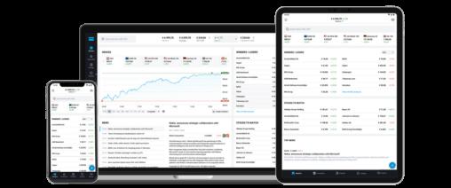 La toute nouvelle plateforme de Degiro est disponible