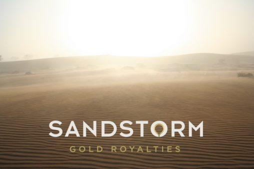 Sandstorm Gold