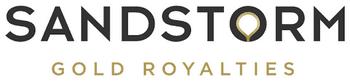 Logo Sandstorm Gold