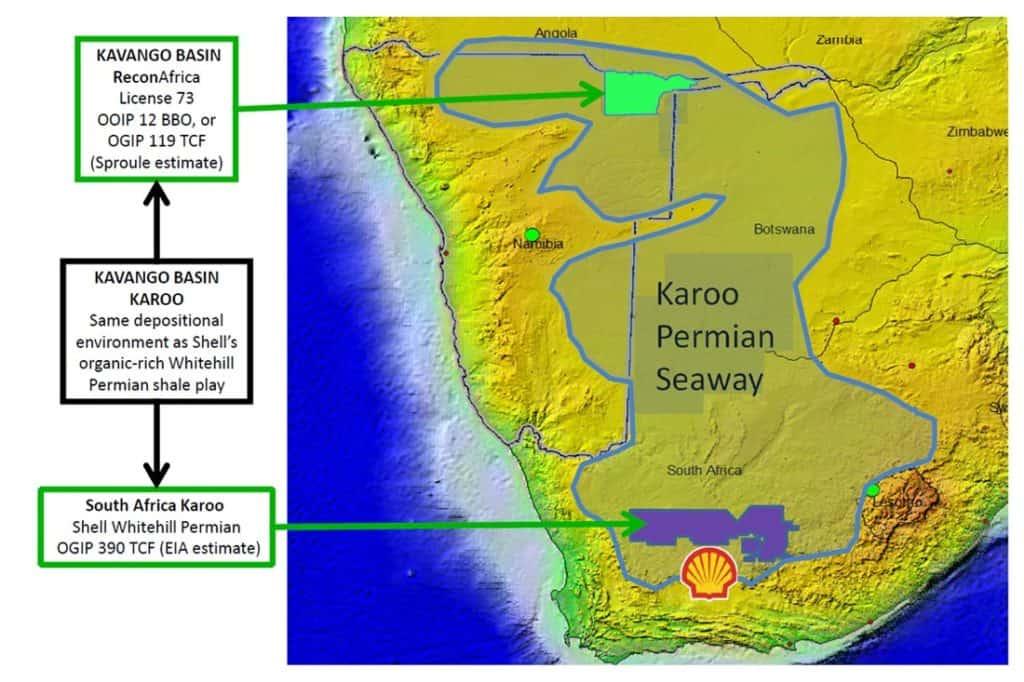 Recon Energy Africa, Une Pétrolière Junior Des Plus Prometteuses ? 1