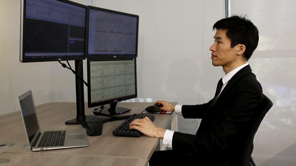 Un trader indépendant