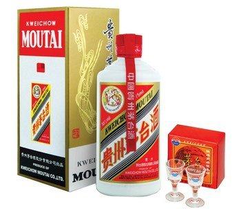 La liqueur Kweichow Moutai fait partie de l'ETF Chine iShares MSCI China