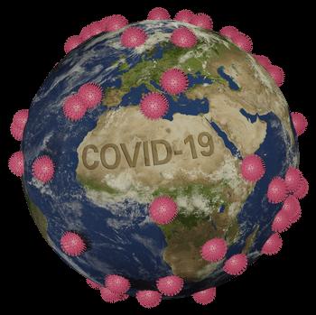 La crise boursière due au Covid-19 aura fait du dégât.