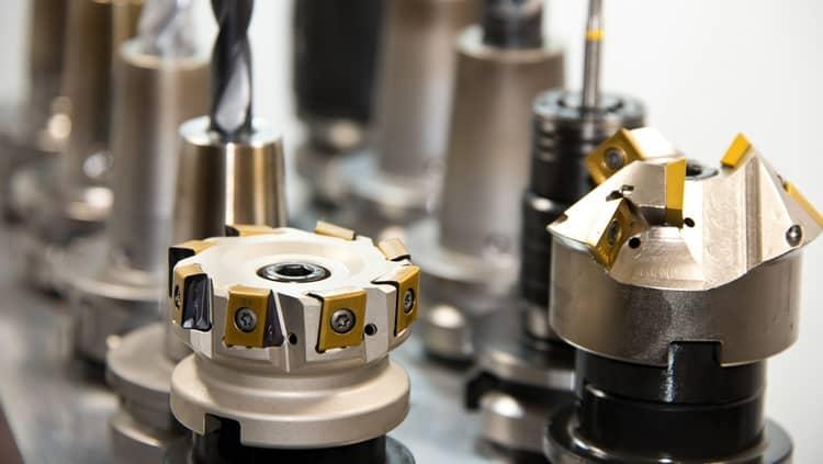 Precious metals palladium and titanium are used in industry