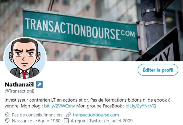 Suivre TransactionB sur Twitter