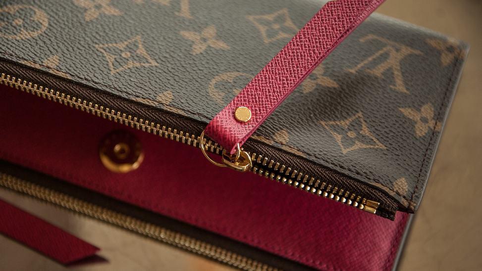 Louis Vuitton fait partie des actions GRANOLAS
