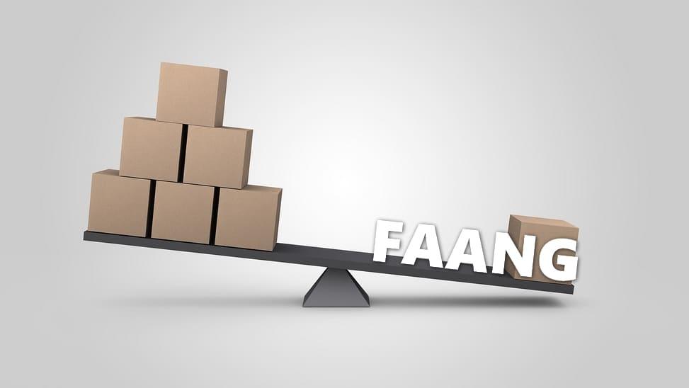 Les FAANG pèsent lourd dans le S&P 500. Privilégiez une version Equal Weight !
