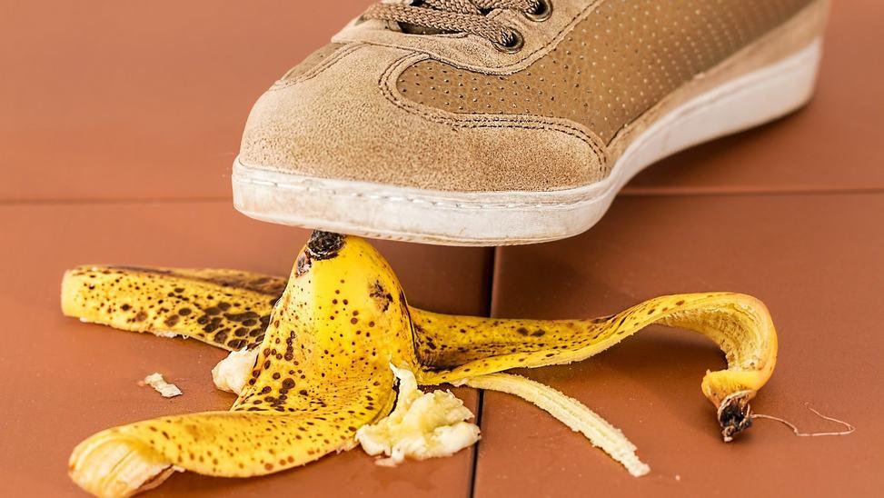 Attention de ne pas glisser sur un ADR ou un VIE, comme on le ferait sur une peau de banane
