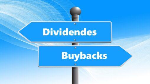 Dividendes ou rachats d'actions propres?